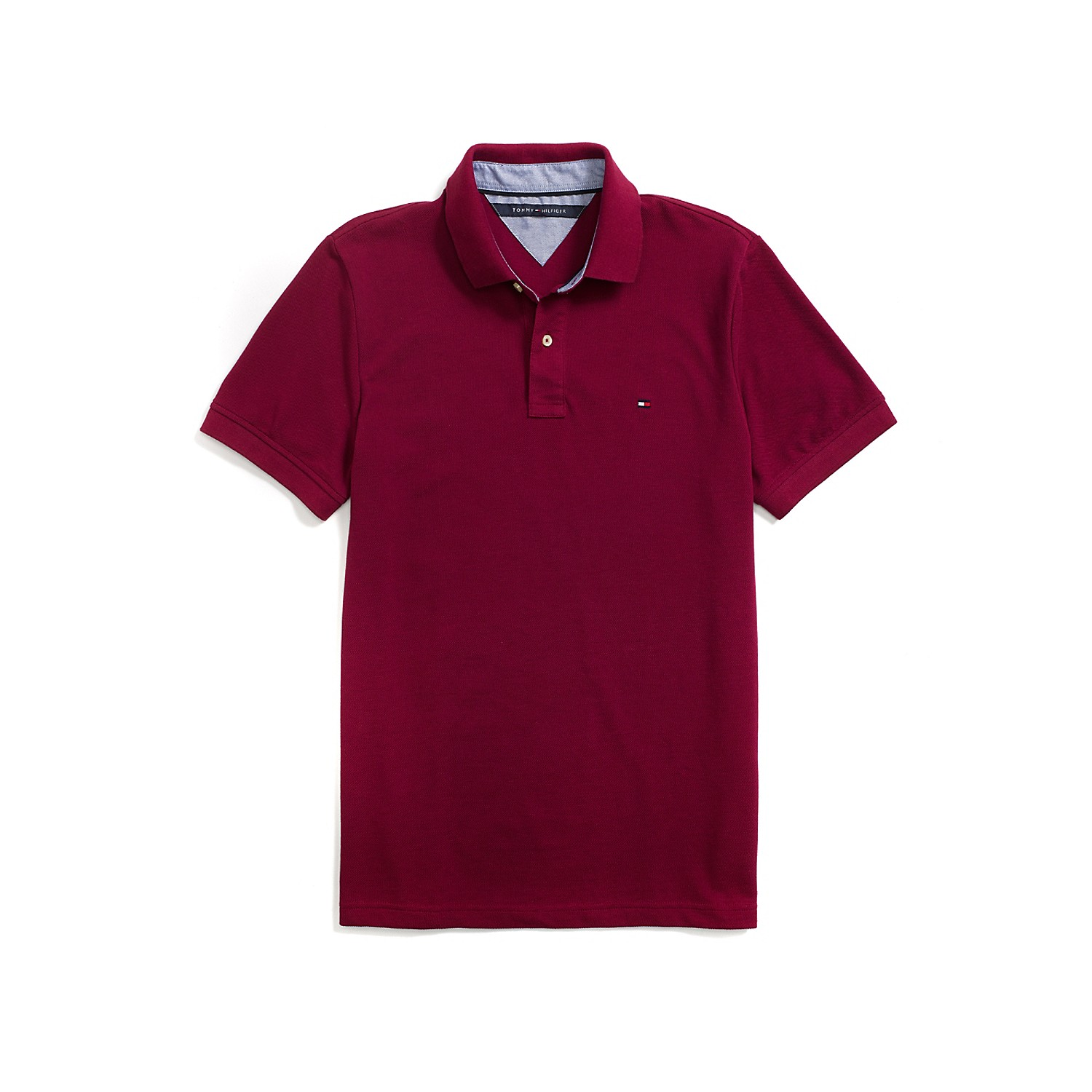 5f225bb90cf91 Tipo Polo Vino Tommy Hilfiger - Madeira ropa importada